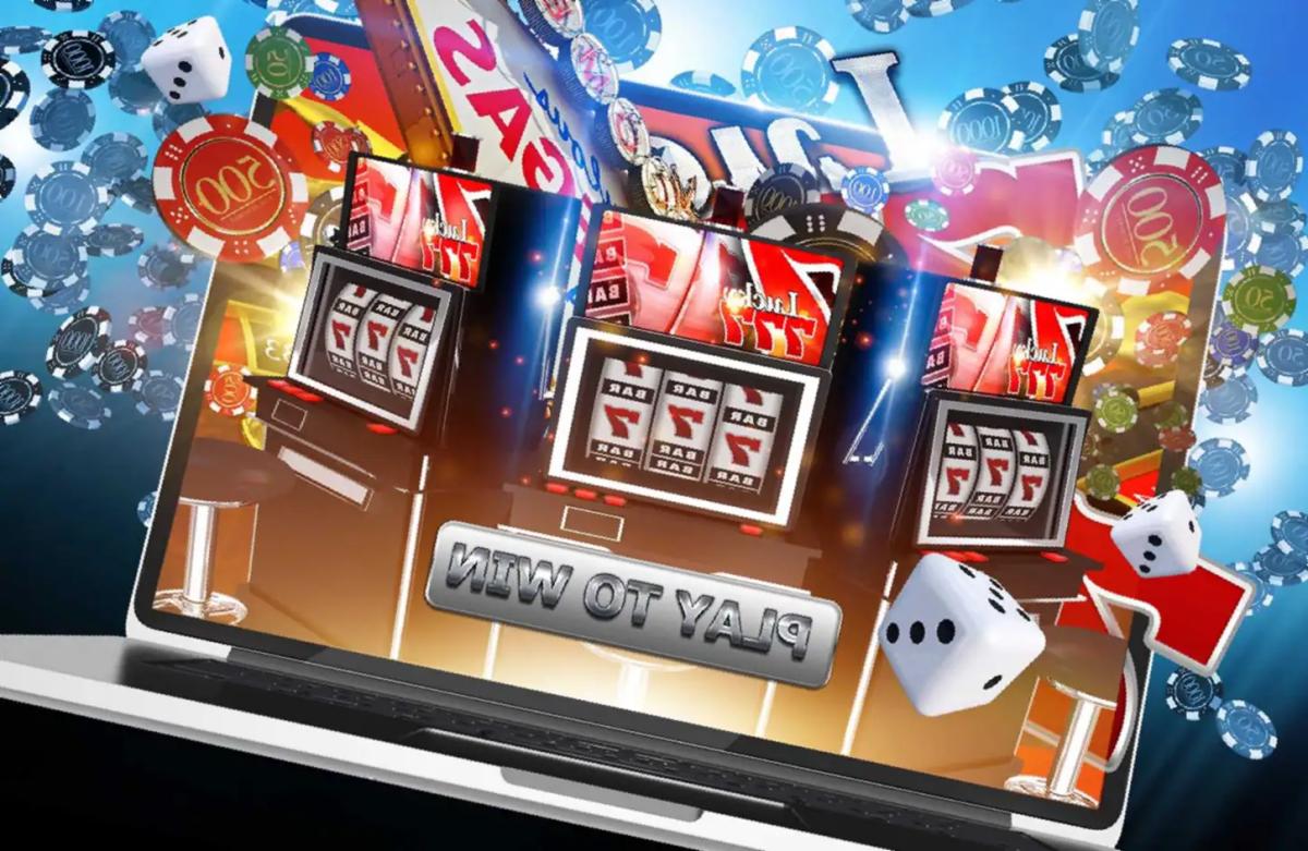 online casino laptop